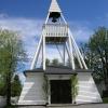Bilder från Högvålens kapell