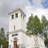 Bilder från Tännäs kyrka