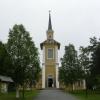 Bilder från Pajala kyrka