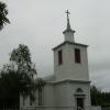 Bilder från Muodoslompolo kyrka