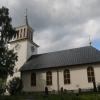 Dorotes kyrka, augusti 2020