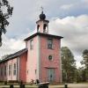 Bilder från Svansteins kyrka