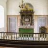 Bilder från Viklau kyrka