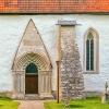 Bilder från Vänge kyrka