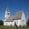 Bilder från Burs kyrka