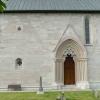 Bilder från Lau kyrka