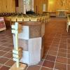 Bilder från Tumba kyrka