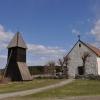 Bilder från Vada kyrka