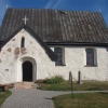 Bilder från Angarns kyrka