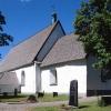 Bilder från Löts kyrka