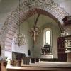 Bilder från Lokrume kyrka