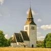 Bilder från Anga kyrka
