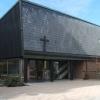 Bilder från Centrumkyrkan Tumba