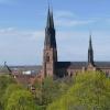 Bilder från Uppsala domkyrka