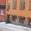 Uroxen en dag i mars, 2010.