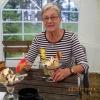 Bilder från Mormors GlassCafé