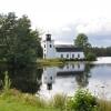Bilder från Oslättfors kyrka