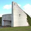 Bilder från S:t Lukas kyrka