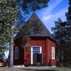 Bilder från Margaretakyrkan på gammplatsen