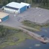 Bilder från Gällivare / Vassara helikopterflygplats
