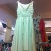 Underbar grön klänning från Vintagemässan våren 2012