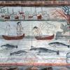 Bilder från Ulvö gamla fiskekapell