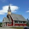 Bilder från Ljungå kapell