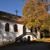 Bilder från Norns kapell