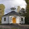 Bilder från Porla kapell (Emiliakapellet)