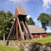Bilder från Skagershults gamla kyrka