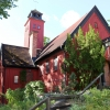 Bilder från St Mikaels och Alla Änglars domkyrka