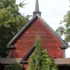 Bilder från Julita gårds Skansenmuseum och kyrka