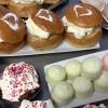 Bilder från Farbror Knuts Café