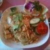 Stekt ris med tofu
