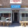 Bilder från Café Metropol