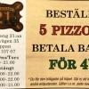Bilder från 21:ans Restaurang & Pizzeria