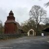 Bilder från Seglora kyrka, Skansen