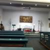 Bilder från Marie Bebådelse katolska kyrka