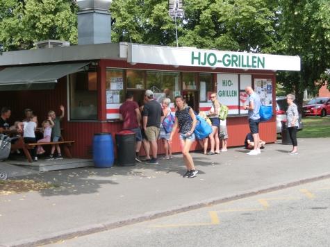 Hjo Grillen