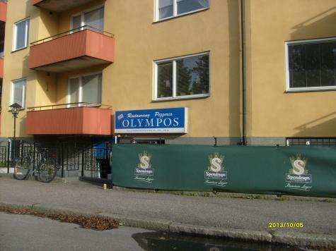 Restaurang & Pizzeria Olympos