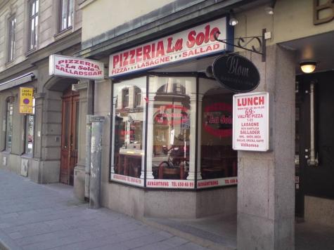 La Solo Restaurang och Pizzeria