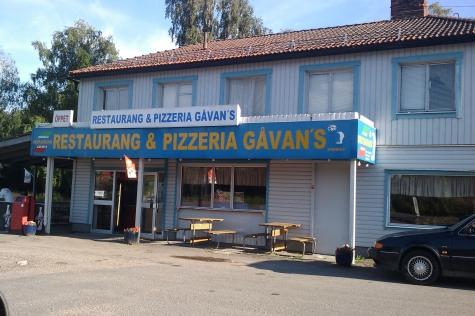 Gåvans Pizzeria och Restaurang