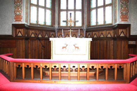 Danvikshems kyrka