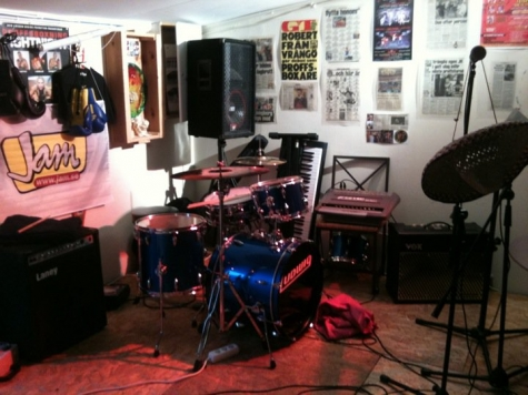 Rockroom Café