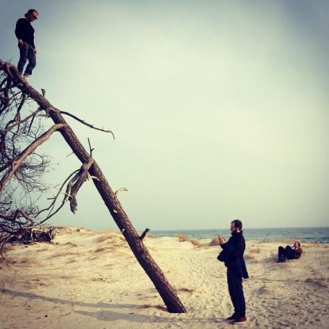 6e6152104141 Bild av @kasperkollo - Förutom att vi har börjat förbereda inför sommaren  har vi också hunnit med att hänga lite på den fina stranden.