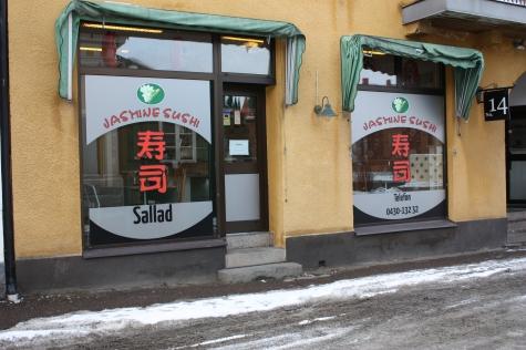 thai restaurang laholm