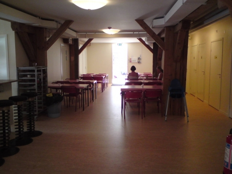 Gotlands försvarsmuseum café