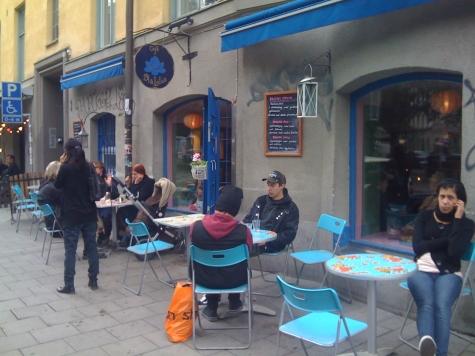 Café Blå Lotus