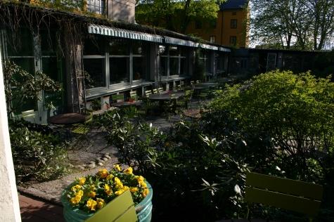Café Blå Porten