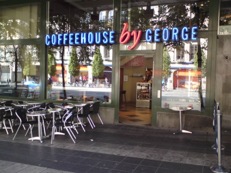 Coffeehouse by George